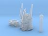 Cyclonus Head - Voyager Scale 3d printed