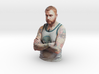 Heroes of Tattoo 150mm series - Brandon Collins US 3d printed