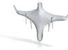 stealth plane 3d printed