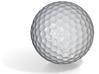 Golf Ball 3d printed