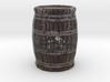 Miniature Barrel 3d printed