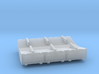 PRR 2¼ ton Ice Bunker/Sump (1/160) 3d printed