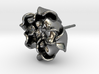 Rose Earring 3d printed