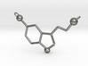 Serotonin Necklace 3d printed