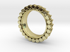 Bullet ring(size is = USA 7.5-8) 3d printed