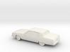 1/87  1980-84 Oldsmobile 98 Regency 3d printed