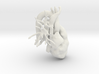 CT scanned heart miniature  3d printed