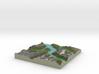 Terrafab generated model Wed Dec 31 2014 14:25:37  3d printed