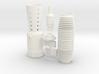 Merr Sonn Power 5 V1.0 Kit 3d printed