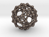 Snub Dodecahedron (left-handed) 3d printed
