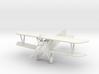 Albatros D.III 1:144th Scale 3d printed