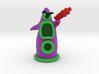 evil Purple Tentacle 6cm 3d printed