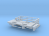 Z Gauge 1:220 1x offener Güterwagen mit Gatter   3d printed