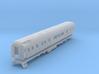 Pullman 6-6 sleeping car, plan 4084 (1/160) 3d printed