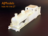 AJModels P01 Ivatt N1 Saturated Boiler, BR-era 3d printed