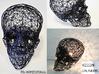 PolygonisedSkull 3d printed
