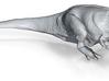 Resting Tyrannosaurus rex - 1/40 3d printed