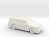 1/87 2011 Ford Flex 3d printed