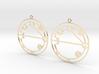 Alexzandra - Earrings - Series 1 3d printed