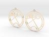 Tahlia - Earrings - Series 1 3d printed