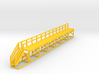 N scale Train Maintenance Platform MODULAR 3d printed