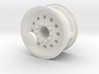 Wheel-Front-wide3 3d printed