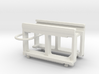 Dummy Chassis Circuit Board Mount - N Scale 1:160 3d printed