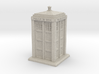 28mm/32mm scale Police Box 3d printed