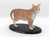 Custom Cat Figurine - Seymour 3d printed