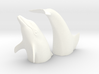 A Dolphin or Dolphins 3d printed