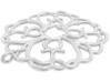 Pendant - Symbols of Life 3d printed