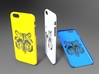 Iphone 6 Wolf Head case 3d printed