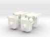 Echo Herc Kit V5  Thighs only 3d printed