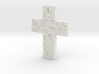 DigitalBitsCross 3d printed
