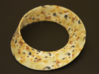 Dogeius (Doge Mobius Strip) 3d printed