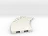 P-65stp-curve-lh-junction-outer-145r-100-pl-1a 3d printed