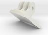 Bern Helmet GoPro Visor Mount 3d printed