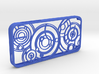 Timelord iPhone 5/5s Case 3d printed