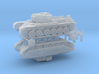 British Centurion ARV Mk. 1 1/285 6mm 3d printed