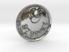 "ZWOOKY Style 122 Sample - keychain ""I am single""   3d printed ZWOOKY"