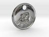 ZWOOKY Style 98 Sample - keychain shark 3d printed