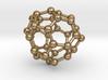 0020 Fullerene c34-5 c2 3d printed