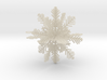 Snowflake for Decoration 3d printed