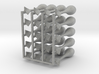 Aspherical Round (rev.3)  3d printed