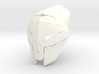 Kanohi Tepan - Mask of Psychometry (Bionicle) 3d printed
