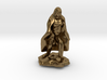 Halfling Rogue in Cape with two Daggers 3d printed
