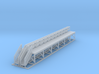 N Scale Train Maintenance Platform DOUBLE LENGTH 3d printed