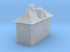 CNR - Signal Box tool Shed (HO Scale) 3d printed