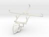 Controller mount for PS3 & Lava Iris 503e 3d printed