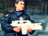 1/6th scale Pulse Rifle 3d printed You'll want to paint it using hobby paints.